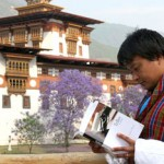 Palace of Great Happiness, eastern Himalayan kingdom of Bhutan